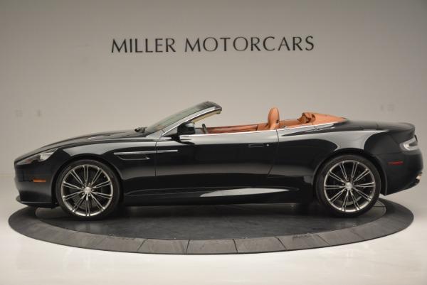 Used 2012 Aston Martin Virage Volante for sale Sold at Alfa Romeo of Westport in Westport CT 06880 3