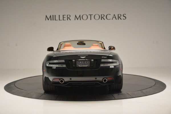 Used 2012 Aston Martin Virage Volante for sale Sold at Alfa Romeo of Westport in Westport CT 06880 6