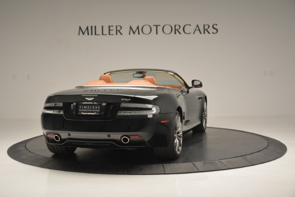 Used 2012 Aston Martin Virage Volante for sale Sold at Alfa Romeo of Westport in Westport CT 06880 7