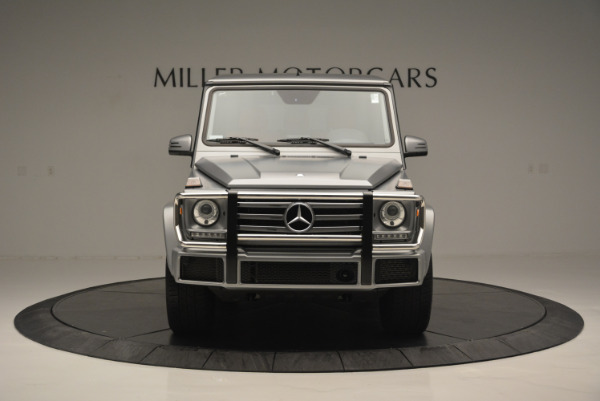 Used 2016 Mercedes-Benz G-Class G 550 for sale Sold at Alfa Romeo of Westport in Westport CT 06880 12