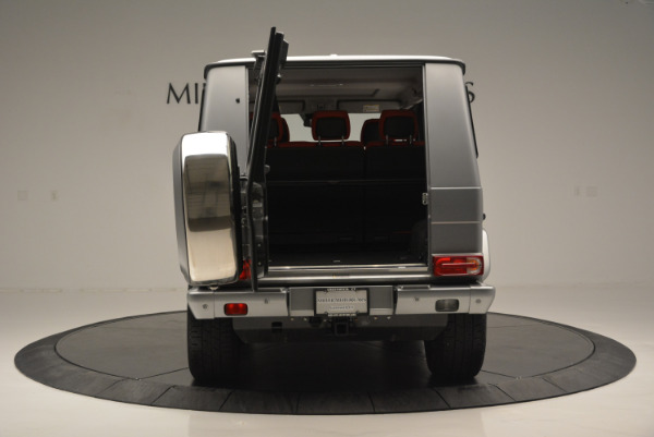 Used 2016 Mercedes-Benz G-Class G 550 for sale Sold at Alfa Romeo of Westport in Westport CT 06880 13