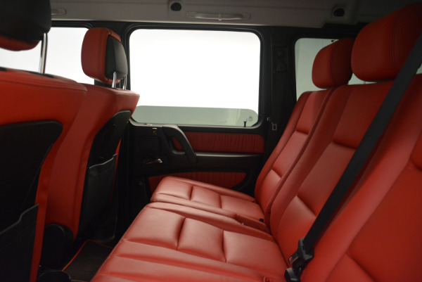 Used 2016 Mercedes-Benz G-Class G 550 for sale Sold at Alfa Romeo of Westport in Westport CT 06880 24