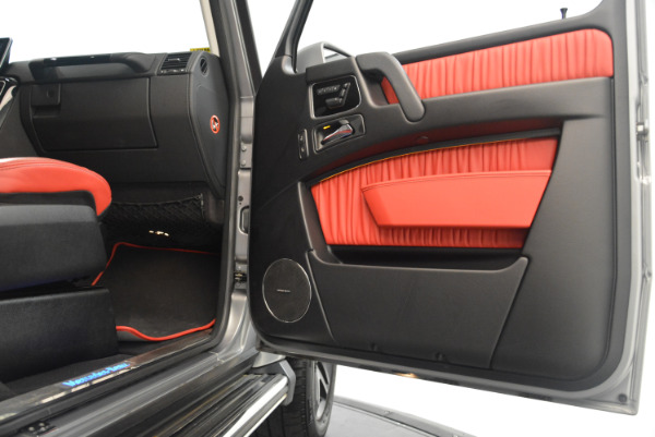 Used 2016 Mercedes-Benz G-Class G 550 for sale Sold at Alfa Romeo of Westport in Westport CT 06880 25