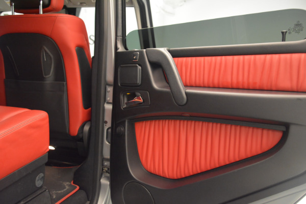 Used 2016 Mercedes-Benz G-Class G 550 for sale Sold at Alfa Romeo of Westport in Westport CT 06880 28