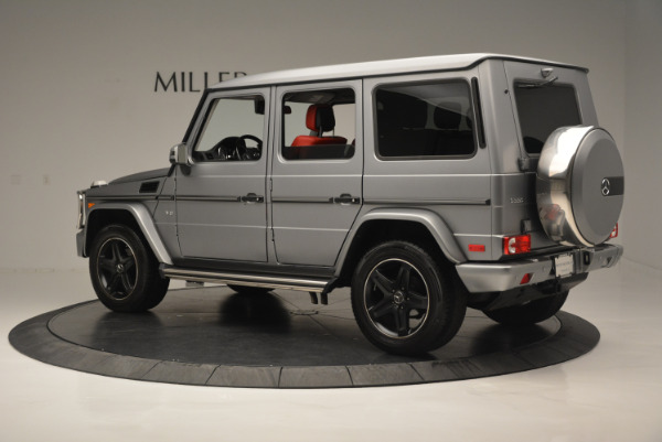 Used 2016 Mercedes-Benz G-Class G 550 for sale Sold at Alfa Romeo of Westport in Westport CT 06880 4