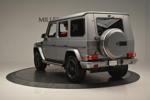 Used 2016 Mercedes-Benz G-Class G 550 for sale Sold at Alfa Romeo of Westport in Westport CT 06880 5