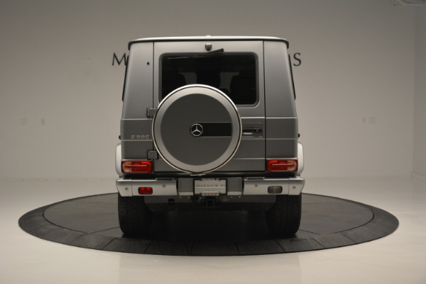 Used 2016 Mercedes-Benz G-Class G 550 for sale Sold at Alfa Romeo of Westport in Westport CT 06880 6