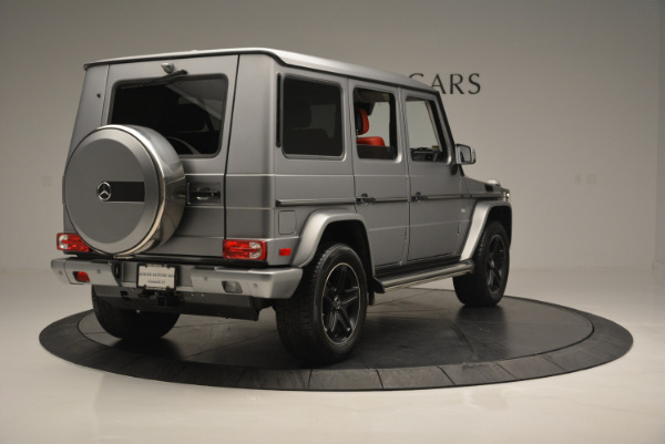 Used 2016 Mercedes-Benz G-Class G 550 for sale Sold at Alfa Romeo of Westport in Westport CT 06880 7