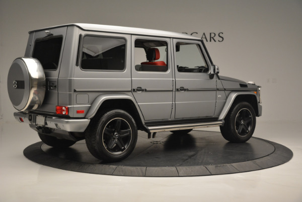 Used 2016 Mercedes-Benz G-Class G 550 for sale Sold at Alfa Romeo of Westport in Westport CT 06880 8