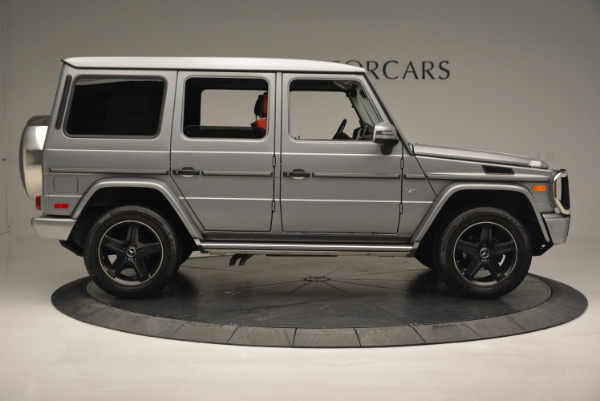 Used 2016 Mercedes-Benz G-Class G 550 for sale Sold at Alfa Romeo of Westport in Westport CT 06880 9