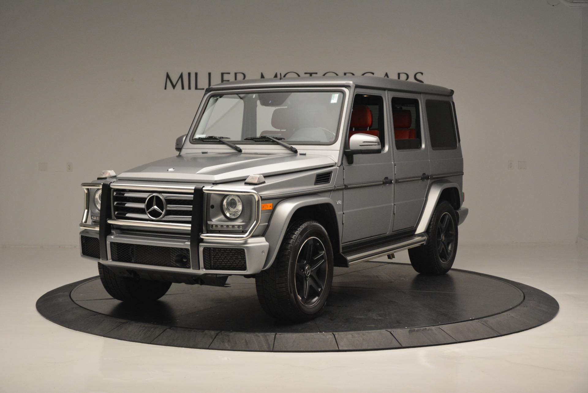 Used 2016 Mercedes-Benz G-Class G 550 for sale Sold at Alfa Romeo of Westport in Westport CT 06880 1