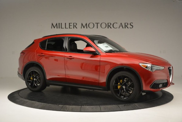 New 2018 Alfa Romeo Stelvio Ti Sport Q4 for sale Sold at Alfa Romeo of Westport in Westport CT 06880 10