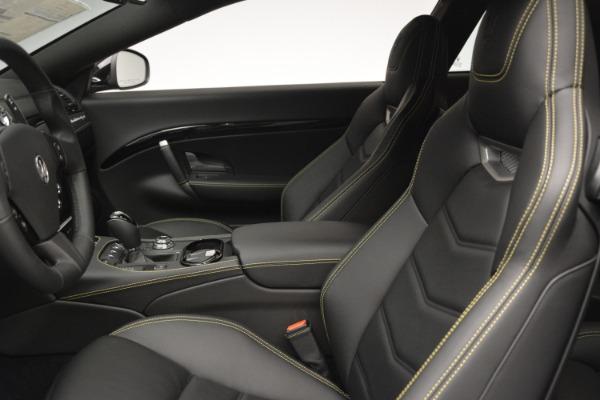 New 2018 Maserati GranTurismo Sport for sale Sold at Alfa Romeo of Westport in Westport CT 06880 14