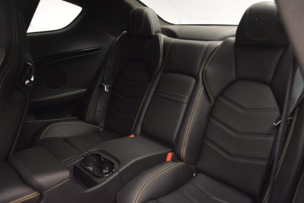 New 2018 Maserati GranTurismo Sport for sale Sold at Alfa Romeo of Westport in Westport CT 06880 17