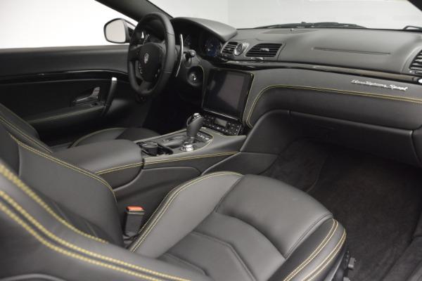New 2018 Maserati GranTurismo Sport for sale Sold at Alfa Romeo of Westport in Westport CT 06880 18