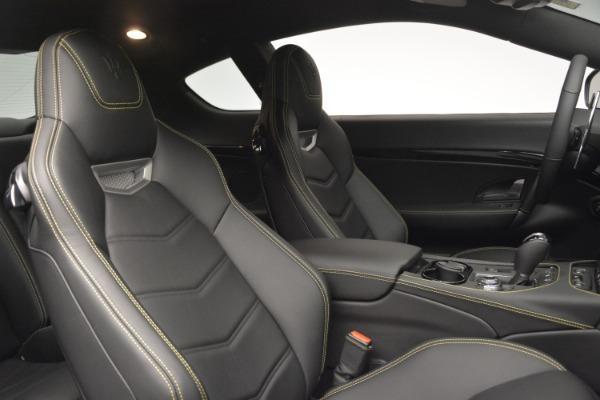 New 2018 Maserati GranTurismo Sport for sale Sold at Alfa Romeo of Westport in Westport CT 06880 20