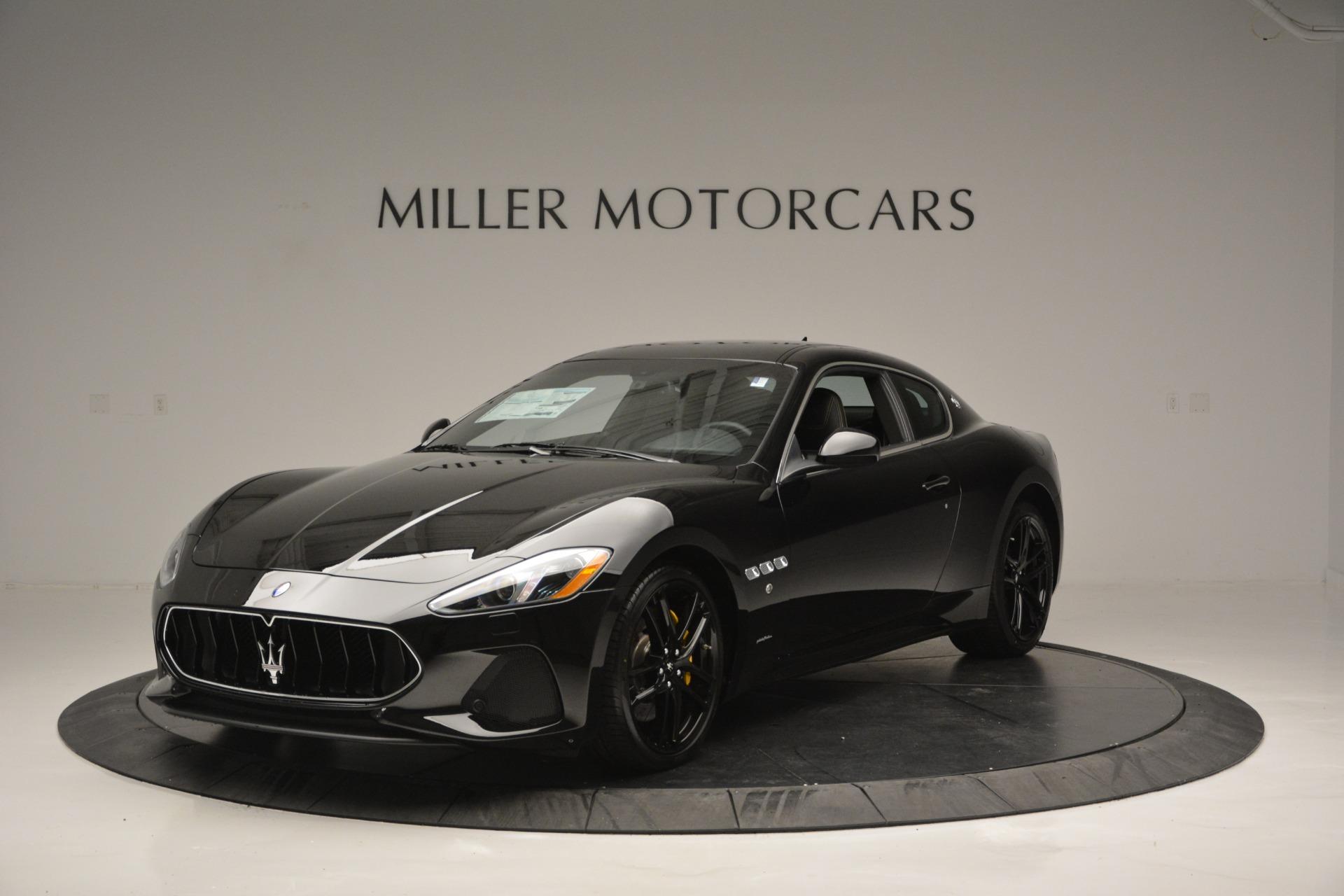 New 2018 Maserati GranTurismo Sport for sale Sold at Alfa Romeo of Westport in Westport CT 06880 1