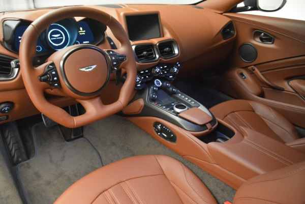 New 2019 Aston Martin Vantage Coupe for sale Sold at Alfa Romeo of Westport in Westport CT 06880 14