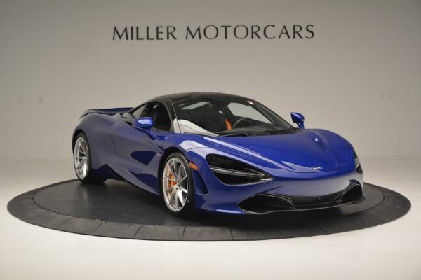 Used 2019 McLaren 720S Coupe for sale Sold at Alfa Romeo of Westport in Westport CT 06880 11