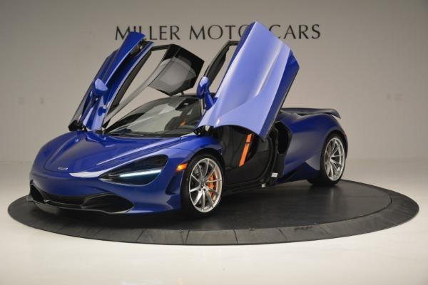 Used 2019 McLaren 720S Coupe for sale Sold at Alfa Romeo of Westport in Westport CT 06880 14