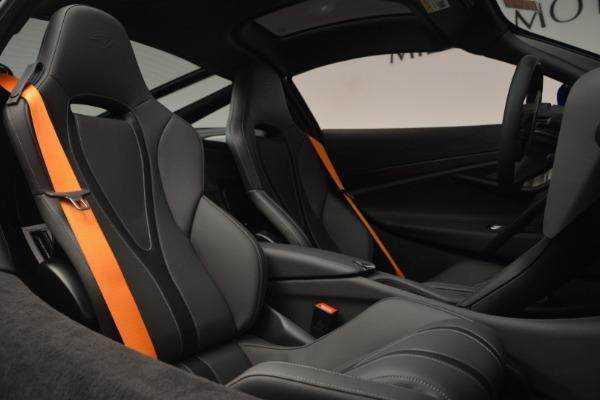 Used 2019 McLaren 720S Coupe for sale Sold at Alfa Romeo of Westport in Westport CT 06880 21