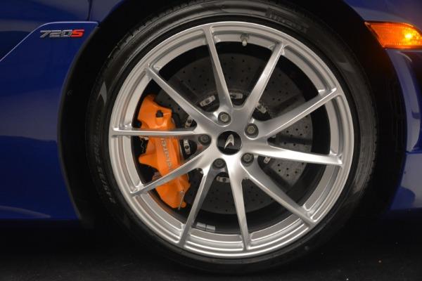 Used 2019 McLaren 720S Coupe for sale Sold at Alfa Romeo of Westport in Westport CT 06880 22
