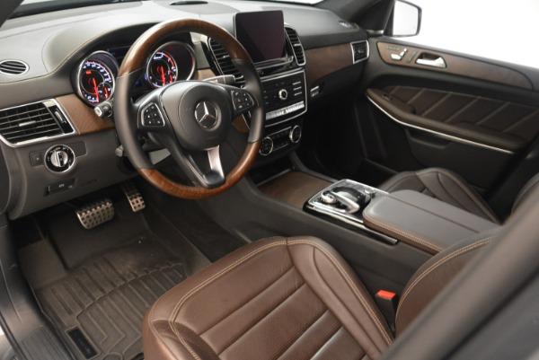 Used 2017 Mercedes-Benz GLS AMG GLS 63 for sale Sold at Alfa Romeo of Westport in Westport CT 06880 14