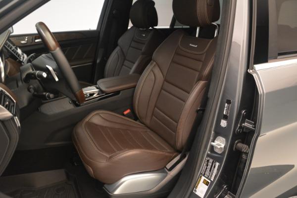Used 2017 Mercedes-Benz GLS AMG GLS 63 for sale Sold at Alfa Romeo of Westport in Westport CT 06880 16