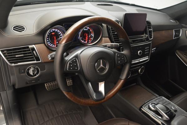 Used 2017 Mercedes-Benz GLS AMG GLS 63 for sale Sold at Alfa Romeo of Westport in Westport CT 06880 17