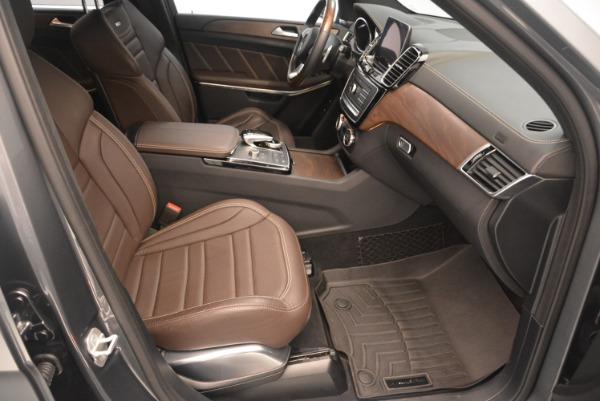 Used 2017 Mercedes-Benz GLS AMG GLS 63 for sale Sold at Alfa Romeo of Westport in Westport CT 06880 20