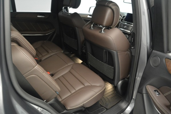 Used 2017 Mercedes-Benz GLS AMG GLS 63 for sale Sold at Alfa Romeo of Westport in Westport CT 06880 22