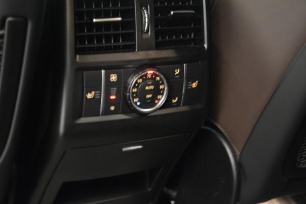 Used 2017 Mercedes-Benz GLS AMG GLS 63 for sale Sold at Alfa Romeo of Westport in Westport CT 06880 23