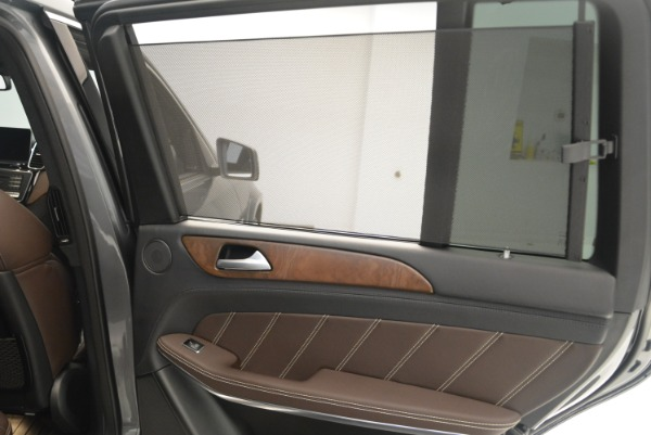 Used 2017 Mercedes-Benz GLS AMG GLS 63 for sale Sold at Alfa Romeo of Westport in Westport CT 06880 25
