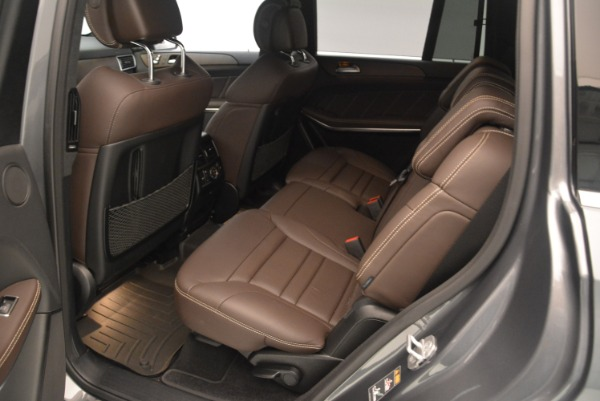 Used 2017 Mercedes-Benz GLS AMG GLS 63 for sale Sold at Alfa Romeo of Westport in Westport CT 06880 26