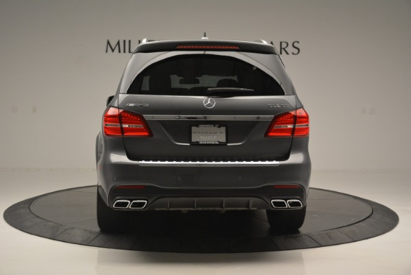 Used 2017 Mercedes-Benz GLS AMG GLS 63 for sale Sold at Alfa Romeo of Westport in Westport CT 06880 7
