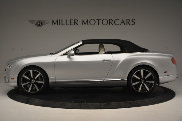 Used 2013 Bentley Continental GT W12 Le Mans Edition for sale Sold at Alfa Romeo of Westport in Westport CT 06880 11