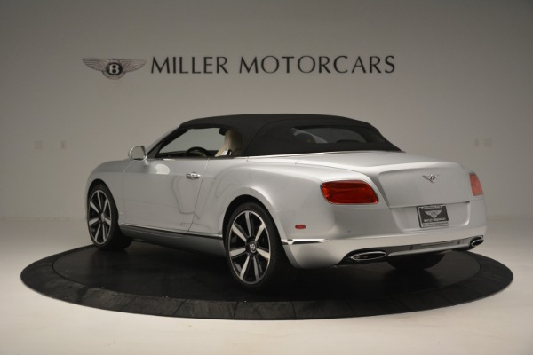 Used 2013 Bentley Continental GT W12 Le Mans Edition for sale Sold at Alfa Romeo of Westport in Westport CT 06880 12
