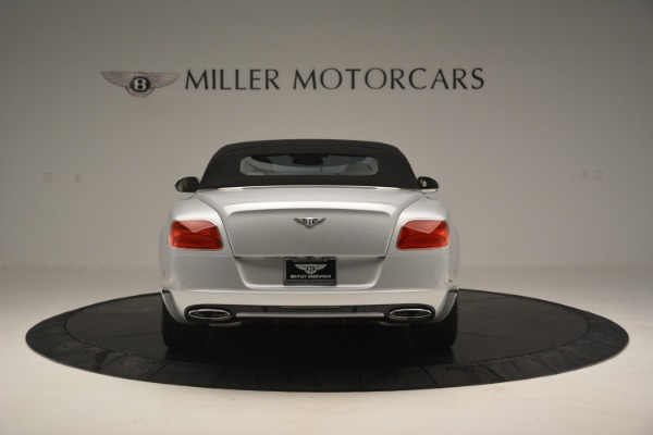 Used 2013 Bentley Continental GT W12 Le Mans Edition for sale Sold at Alfa Romeo of Westport in Westport CT 06880 13