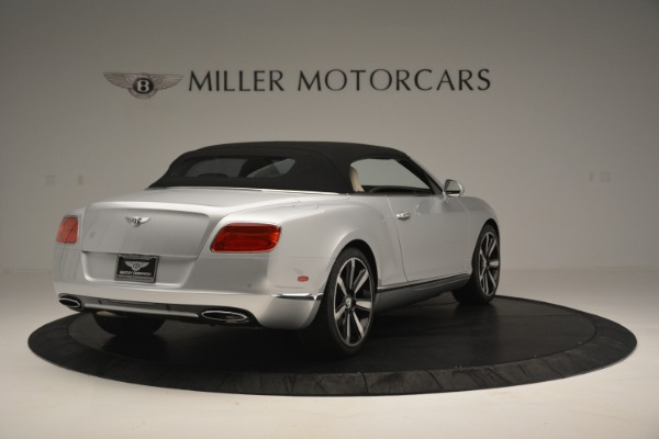 Used 2013 Bentley Continental GT W12 Le Mans Edition for sale Sold at Alfa Romeo of Westport in Westport CT 06880 14