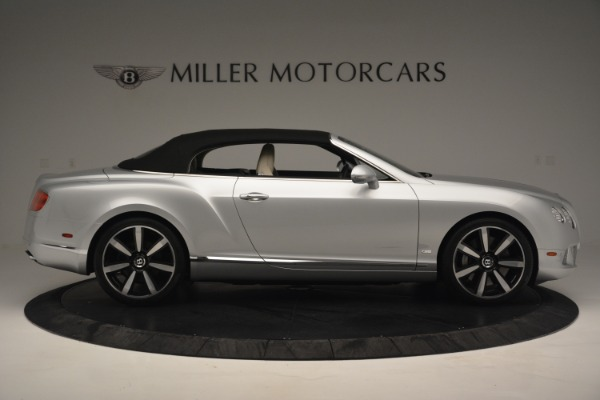 Used 2013 Bentley Continental GT W12 Le Mans Edition for sale Sold at Alfa Romeo of Westport in Westport CT 06880 15