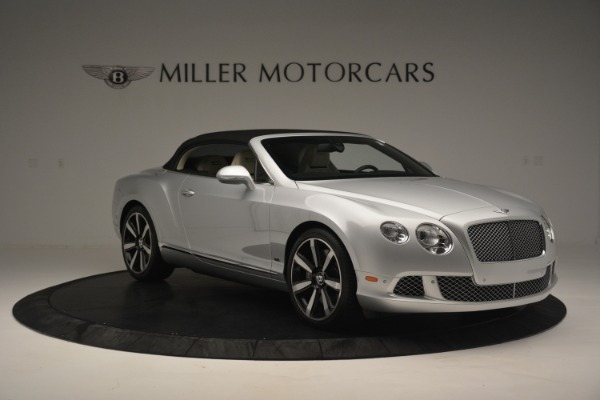 Used 2013 Bentley Continental GT W12 Le Mans Edition for sale Sold at Alfa Romeo of Westport in Westport CT 06880 16