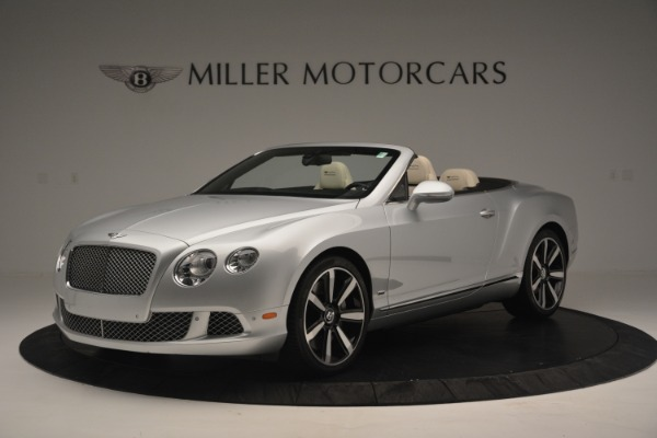 Used 2013 Bentley Continental GT W12 Le Mans Edition for sale Sold at Alfa Romeo of Westport in Westport CT 06880 2