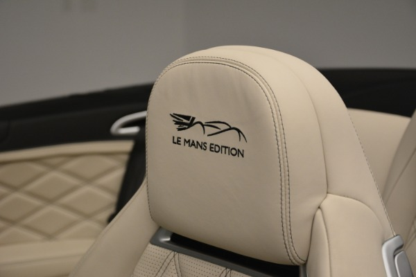 Used 2013 Bentley Continental GT W12 Le Mans Edition for sale Sold at Alfa Romeo of Westport in Westport CT 06880 24