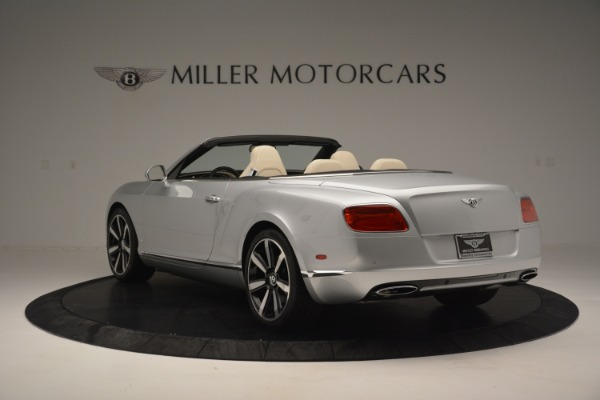 Used 2013 Bentley Continental GT W12 Le Mans Edition for sale Sold at Alfa Romeo of Westport in Westport CT 06880 4