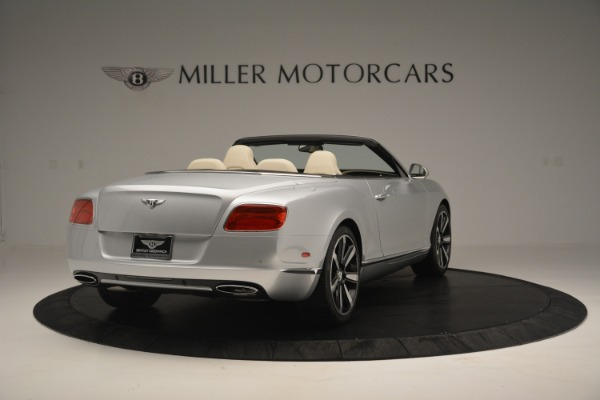 Used 2013 Bentley Continental GT W12 Le Mans Edition for sale Sold at Alfa Romeo of Westport in Westport CT 06880 6