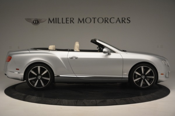 Used 2013 Bentley Continental GT W12 Le Mans Edition for sale Sold at Alfa Romeo of Westport in Westport CT 06880 7