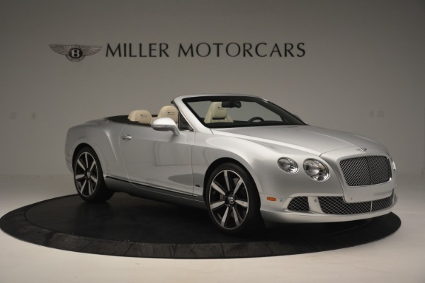 Used 2013 Bentley Continental GT W12 Le Mans Edition for sale Sold at Alfa Romeo of Westport in Westport CT 06880 8