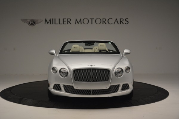 Used 2013 Bentley Continental GT W12 Le Mans Edition for sale Sold at Alfa Romeo of Westport in Westport CT 06880 9