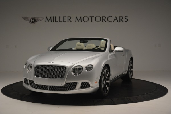 Used 2013 Bentley Continental GT W12 Le Mans Edition for sale Sold at Alfa Romeo of Westport in Westport CT 06880 1