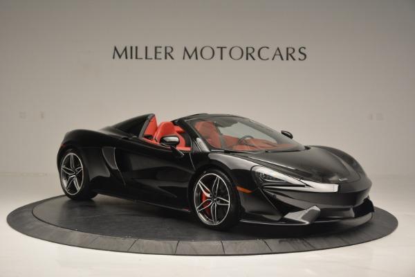 New 2019 McLaren 570S Convertible for sale Sold at Alfa Romeo of Westport in Westport CT 06880 10